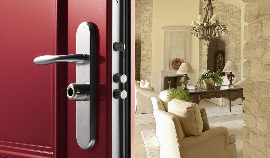 Quel prix payer pour une porte blindée maison ou appartement ?
